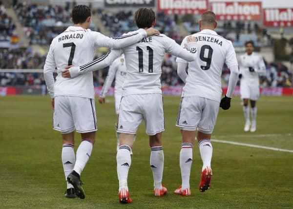 Лига чемпионов. Наполи — Реал 16.02.2017